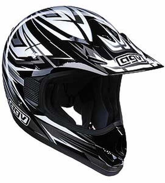 AGV Crosshelm/Endurohelm RC 5